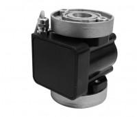 Medidor de Pulso para Óleo Lubrificante e Diesel Piusi MLP-2150-P Entrada e saída de 3-4 Polegada BSP
