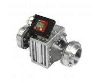 Medidor de Pulso para Diesel Piusi 2180-P Entrada e saída de 3 Polegadas BSP 500LPM