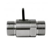 Medidor de Pulso para Arla 32 Piusi 2190-P 40LPM Entrada e saída 1 Polegada