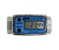 Medidor Digital Modular para Diesel Gasolina e Querosene GPI 2191 75LPM 3-4 Polegadas NPT