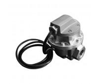 Medidor de Pulso em Aço Inox para Arla 32 Lupus 2200S-P 3-4 Pol 80 Lpm
