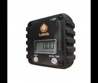Medidor Digital para Óleo Lubrificante À Prova de Choque Lubmix MIX-250M Ø 1/2 Pol 35 L/min