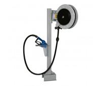 Suporte Solo para Unidade de Transferência à Granel Lupus 3000-GC Com Carretel e Bico Automático