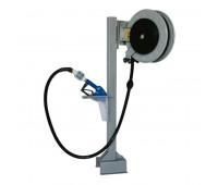 Suporte Solo para Unidade de Transferência à Granel Lupus 3000-GCM Com Carretel e Medidor