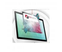 Software para Administração de Sistema Programável Piusi 4201 Controla 4 Dispensers até 250 usuários