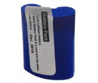 Bateria para Lubrificador Automático Eletromecânico Lupus 4510-02 4,5 V