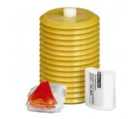 Conjunto Consumível com Graxa para Altas Temperaturas Lupus 4510-21 500 cc