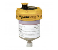 Lubrificador Automático Eletroquímico Digital para Graxa Lapek LPK-LA214 3/8 Pol BSP