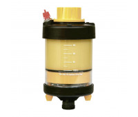 Lubrificador Automático Mecânico com Mola Dupla para Graxa Lapek LPK-LA215 1/4 Pol NPT