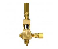 Conjunto de Conexões e Válvulas Trico 4546-01 com 01 Ponto 1-4Pol