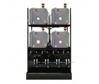 Sistema de Armazenamento Transferência e Filtragem Standard Lupus 5540 ISO 460 04 Reserv Metal