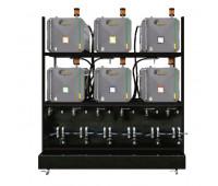 Sistema de Armazenamento Transferência e Filtragem Standard Lupus 5541 ISO 460 06 Reserv Metal
