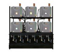 Sistema de Armazenamento Transferência e Filtragem Professional Lupus 5545 ISO 460 06 Reserv Metal