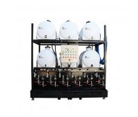 Sistema de Armazenamento Transferência e Filtragem Professional Lupus MLP-5547 ISO 460 06 Reservatórios Polietileno