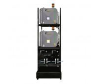 Sistema de Armazenamento Transferência e Filtragem Standard Lupus 5548 ISO 460 02 Reserv Metal