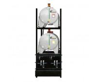 Sistema de Armazenamento Transferência e Filtragem Standard Lupus 5549 ISO 460 02 Reserv Polietinelo