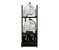 Sistema de Armazenamento Transferência e Filtragem Professional Lupus 5551 ISO 460 02 Reserv Polietileno