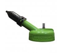 Tampa com Bico Pequeno Verde Trico Com Conector de Engate Rápido 5611-01