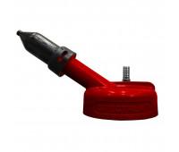 Tampa com Bico Pequeno Vermelho Trico Com Conector de Engate Rápido 5612-01