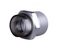 Visor de Nível 3D Trico 5800 com Lente Termoplástico 1-2 Polegadas NPT