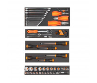 Kit Pro - Jogo de 59 Ferramentas para Uso Geral Beta 5900BR/KIT-PRO1