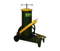 Bomba Manual de Pedal Lupus 7000-P Capacidade de 8 KG 4000PSI