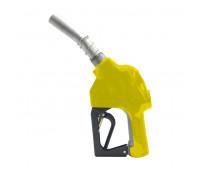 """Bico de Abastecimento Automático OPW MIX-7HB-AM Amarelo Entrada e Ponteira 18 cm 1"""""""