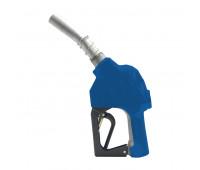 """Bico de Abastecimento Automático OPW MIX-7HB-AZ Azul Entrada e Ponteira 18 cm 1"""""""