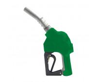 """Bico de Abastecimento Automático OPW MIX-7HB-VD Verde Entrada e Ponteira 18 cm 1"""""""