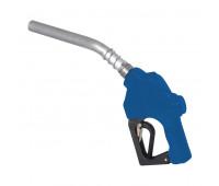 """Bico Automático para Abastecimento OPW MIX-7HL-AZ Azul Entrada e Ponteira 30 Cm 1"""" (Ponteira Longa)"""
