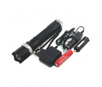 Lanterna de Longa Distância 3W 8096 LED Resistente a Água para Uso Geral