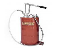 Bomba Manual para Óleo Lubrificante Lupus 9005 Óleo de Cambio Capacidade de 18 Litros