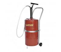Bomba Manual para Óleo de Câmbio Lupus 9006 Capacidade 50 Litros