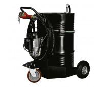 Unidade Movel Eletrica 220V Piusi 9100-PM Med Programável Adap Tambor 200L-25Lpm