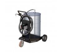 Unidade Móvel Elétrica com Medidor Digital para Óleo Lubrificante Lubmix MIX-9122-MD 10 mts de Mangueira Ø 1/2 Pol 25 L/min