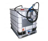 Unidade de Abastecimento IBC Pro Pneumática Samoa 9164-P 50LPM Capacidade 1000 Litros com Medidor Digital
