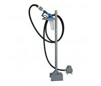 Unidade de Transferência Pneumática à Granel Lupus 9197-GM 50LPM com Bico Automático e Medidor