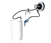 Unidade de Abastecimento Pneumática Pro Piusi 9197-KSC 50LPM com Medidor Digital-Bico Automático-Carretel