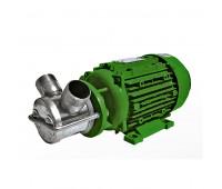 Bomba de Rotor Flexível com Motor Zuwa 9246 1-1-2 Polegadas BSP 140Lpm 220V-60Hz