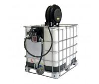 Unidade de Transferência Elétrica 220V Piusi 9300-C Capacidade 1000L com Carretel