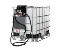 Unidade de Transferência Elétrica 220V Piusi 9300 Capacidade 1000L 56LPM