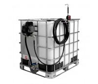Unidade de Transferência Pneumática Piusi 9300-D Capacidade 1000L 60LPM