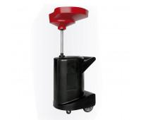 Coletor Rotolmoldado para Fluído de Arrefecimento Lupus 9302-A Capacidade 120 Litros