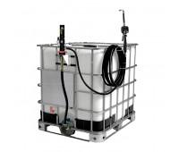 Unidade de Abastecimento Pneumática Adaptável a IBC 1000L Lupus 9304-DG7