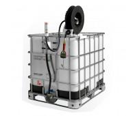 Unidade de Abastecimento Samoa 9302-PC Med Prog Carretel 10M Mang 1-2Pol IBC 1000LT 35LPM
