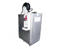 Unidade de Abastecimento Pneumática SAE 90 Lupus 9306-PC Cap 1000L 35LPM Med Dig Programável Carretel