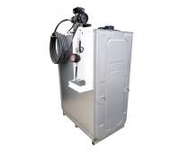 Unidade de Abastecimento Elétrica SAE 90 220V Lupus 9307-M 1000L 25LPM Med Mecânico