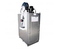 Unidade de Abastecimento Elétrica SAE 90 220V Lupus 9307-MC 1000L 25LPM Med Mecânico com Carretel