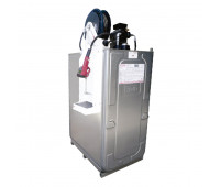 Unidade de Abastecimento Elétrica SAE 90 220V Lupus 9307-PC 1000L 25LPM Med Digital Programável com Carretel