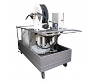 Unidade de Filtragem Pneumática Offline Lupus 9515-P Capacidade 250L ISO 220 45LPM